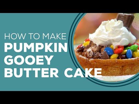 Paula's Gooey Pumpkin Butter Cake