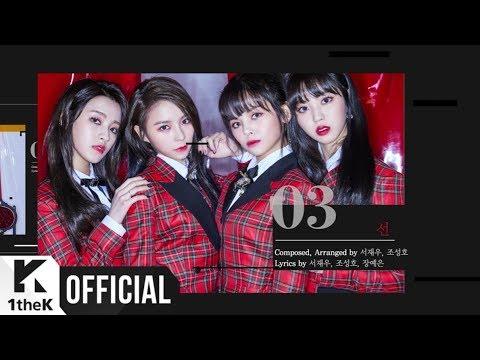 "[Teaser] CLC(씨엘씨) _ 7th Mini Album ""BLACK DRESS"" Audio Snippet"