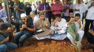[LIVE] Majlis Pengebumian Datuk A Rahman Hassan