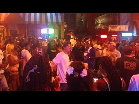 Beale Street, Memphis, Tennessee 07-24-2015