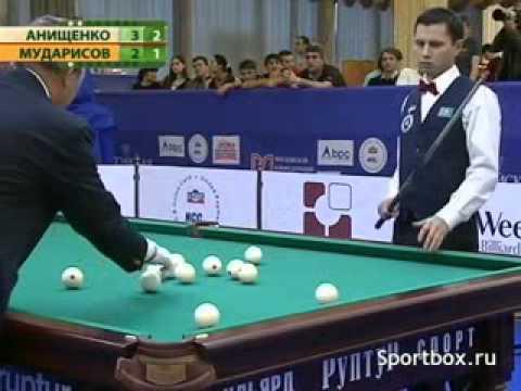 Кирилл Анищенко - Эмиль Мударисов | Кремлевский турнир 2007