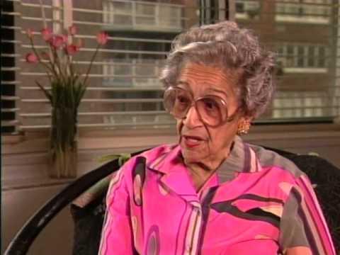 Elvera Davis (Sammy Davis Jr.'s mother) interview 14 May 1997 Part 1