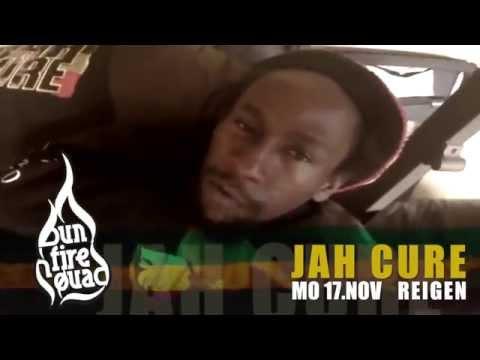 JAH CURE & BAND - Life we Live Tour - REIGEN / Vienna
