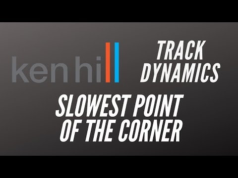 Ken Hill Coaching Podcast - #4  Slowest Point of the Corner