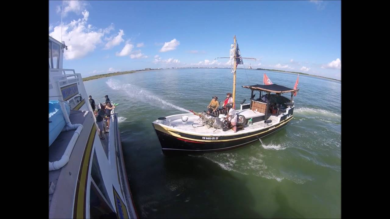 Jetboat Port A Mustang Dolphin Watch And Island Queen Fishing