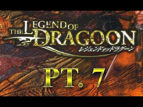 Let's Dub Legend of Dragoon Pt 7: Guard Gauntlets, Whip Swords, and Piggyback Rides, Oh My!