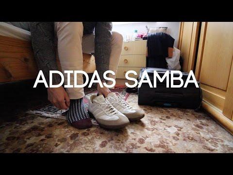 My versatile and immortal Adidas Samba