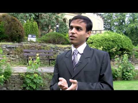 Bradford Full-time MBA Student Testimonial - Pratik Agrawal