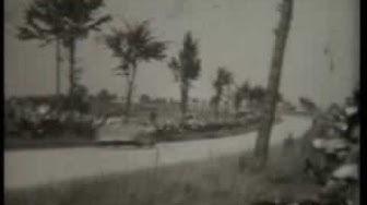 Grenzlandring motorracing/crash 1952