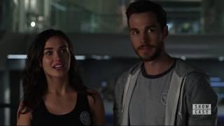 Supergirl 3x07. Mon-El tells Kara he is married!