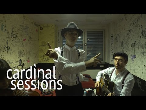 Peter Doherty  I Don't Love Anyone But You're Not Just Anyone  CARDINAL SESSIONS