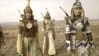 - Savaşçı Türk Kızı - Edegey- ''HAN KIZ'' (