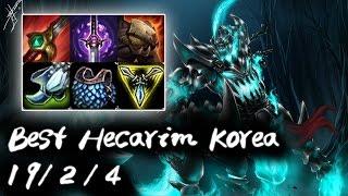 Best Hecarim Korea Jungle vs Kha