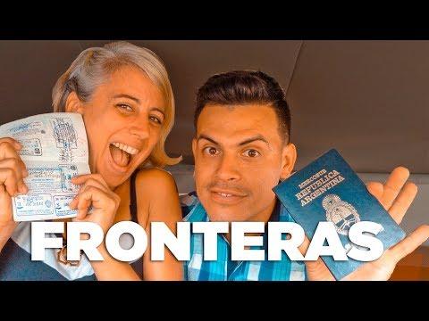 Fronteras de Sudamérica: TODA LA INFO!!