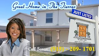 Homes For Sale In El Paso Texas - Reduced Price Largest Tierra Home At This Price