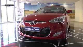 Hyundai Veloster обзор на русском смотреть