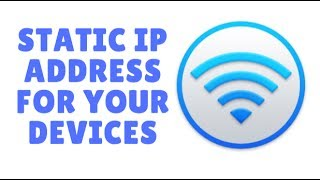 How to Set Static IP for iPhon…