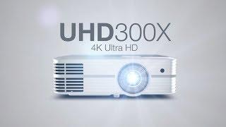 UHD300X True to life detail - 4K Ultra HD projector - Optoma