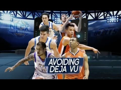 PBA Philippine Cup 2018 Highlights: NLEX vs Meralco Feb. 9, 2018