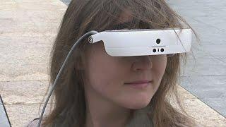 Очки дополненной реальности помогают слепым видеть (новости)