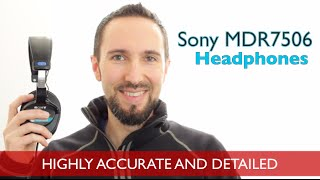 Sony MDR-7506 Review & Sound Leak Test - Best Headphones Under $90?