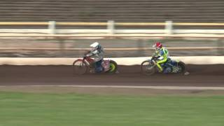 Sheffield Tigers vs Newcastle Diamonds -  27/07/17 - Heat 11