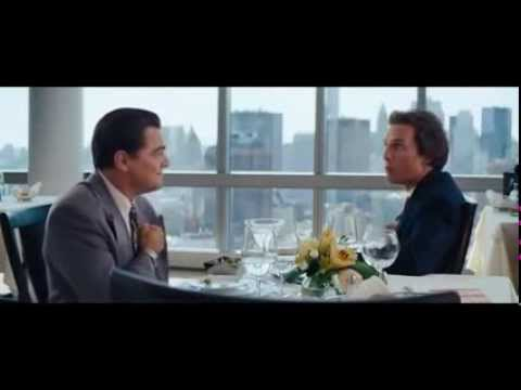 the wolf of wall street the song of the meal youtube
