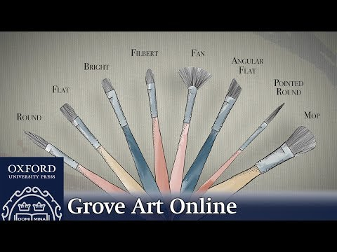 The History of the Paintbrush