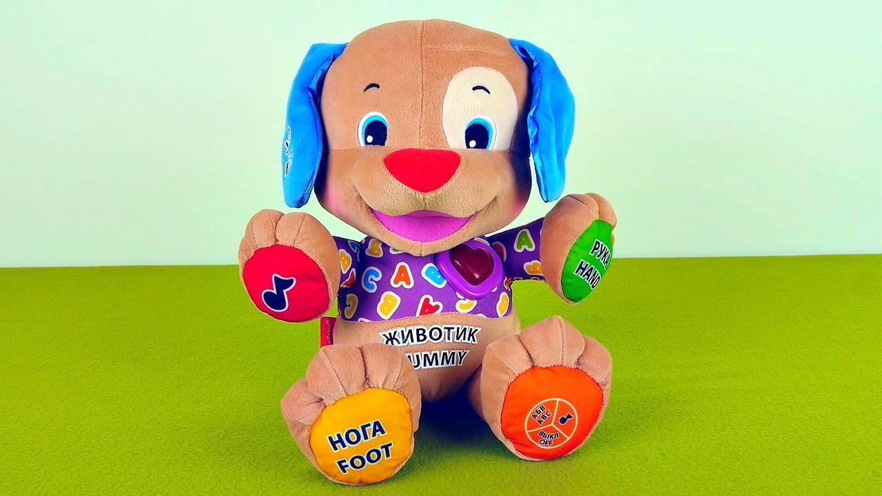 Игрушки для маленьких детей 9