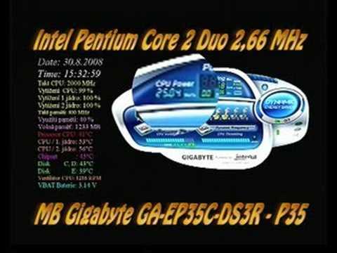 GA-EP35C-DS3R Dynamic Energy saver