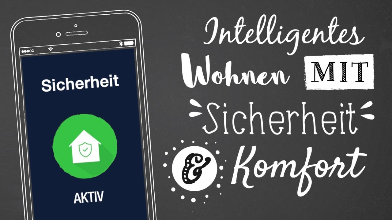 Schwaiger Home4you Intelligentes Wohnen Youtube