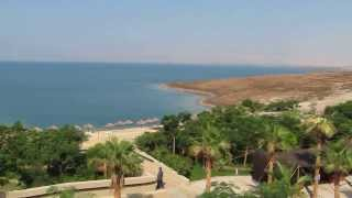 18. Иордания. Мертвое море. Holiday Inn Resort Dead Sea. Видео Павла Аксенова(, 2013-11-24T17:01:38.000Z)