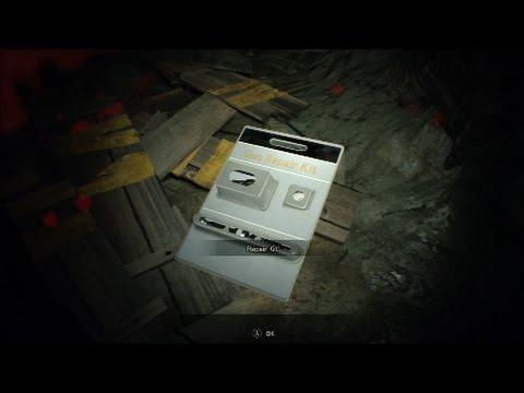 Resident Evil 7 Biohazard Gameplay Walkthrough Guide episode 12 REPAIR KIT