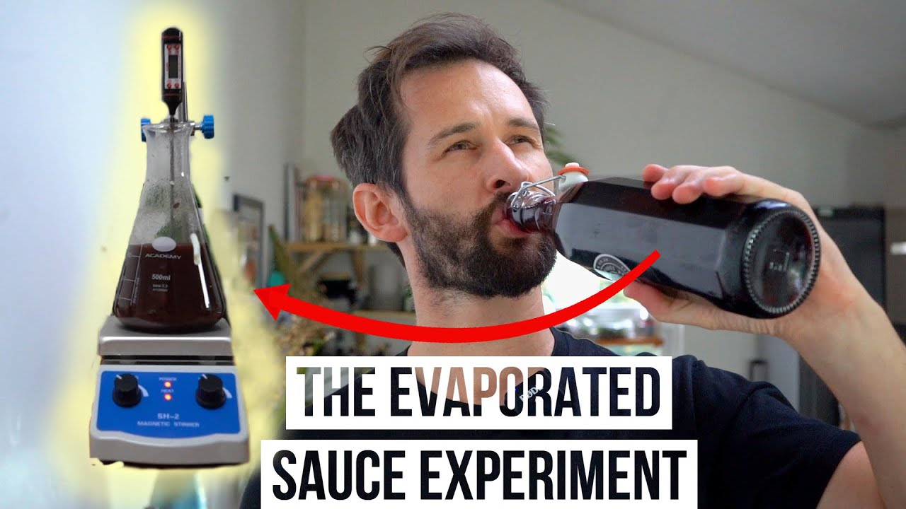 Evaporated Sauce Experiment:  E+Δ+T EP2