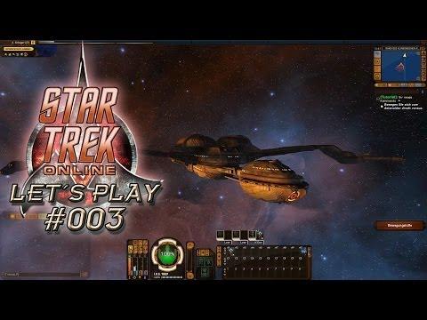 Let´s Play: Star Trek Online KVS #003 [De][HD] - Kommandoübername