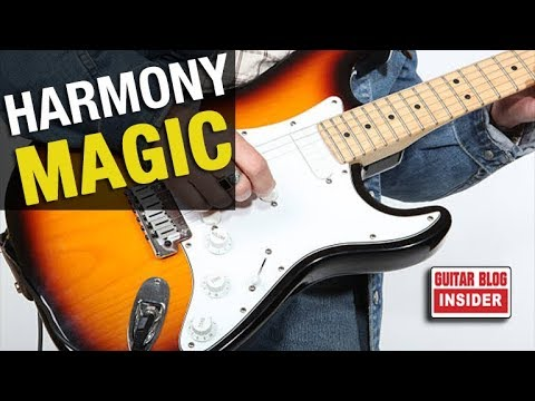 The Magic of Harmonizing (Tasteful &  Musical)
