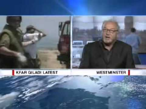 George Galloway Owns and Destroys SKY News  - A must see!!! ISRAEL LEBANON