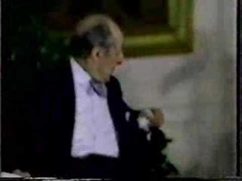 vladimir horowitz - white house, 1986