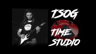 The sound of Gilmour: Time studio solo