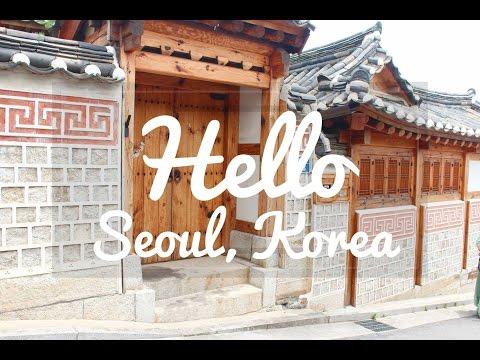{Travel Vlog} : Hello Seoul, Korea 2016