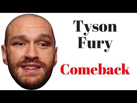 Tyson Fury - Das Comeback des Rüpel Boxers!
