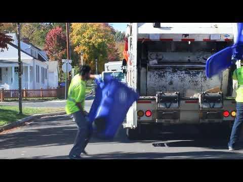 American Disposal Truck 522