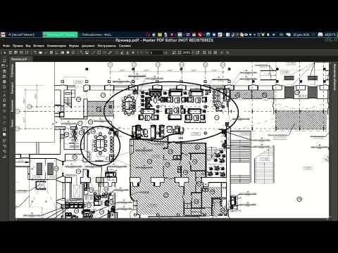 Как сконвертировать DWG в PDF в LINUX