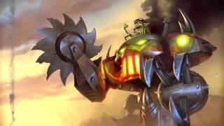 Hearthstone: Goblins vs Gnomes — трейлер