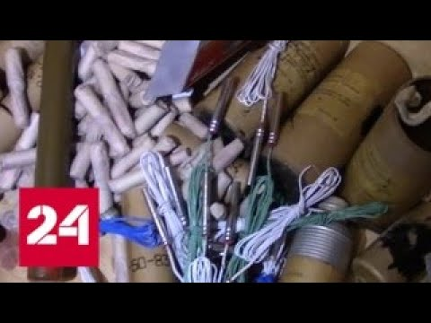 ФСБ показала чертежи, по которым в подпольных цехах модернизировали оружие