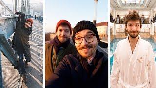 Boyfriends in Budapest | VLOG