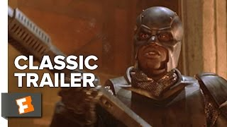 Steel 1997 Official Trailer - Shaquille O Neal Superhero Movie HD