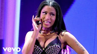 Nicki Minaj - Starships (Live on iHeartRadio / 2014)