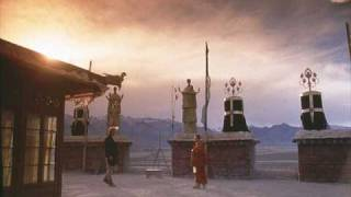 Seven years in Tibet - Main theme with pictures