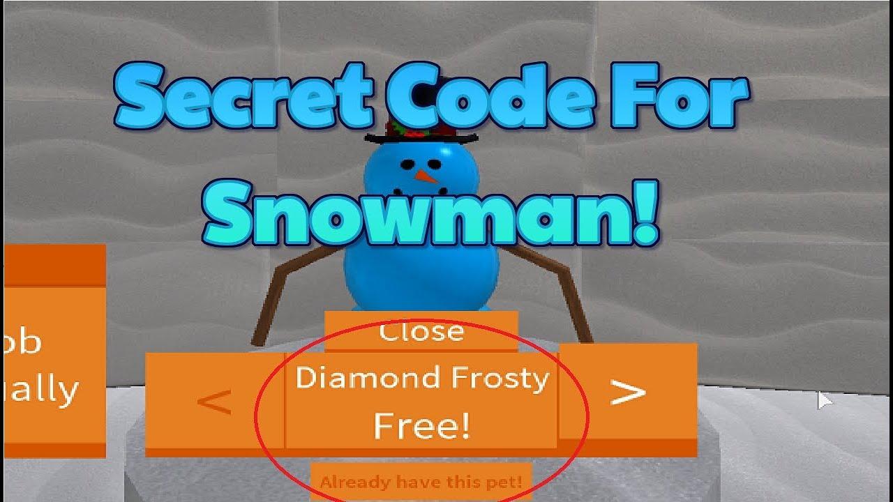 Roblox Snow Shoveling Simulator All Codes 2018 Roblox Snow Shovel Simulator New Pets What Is The Code For The Snowman Pet In Snow Shovel Simulator Youtube
